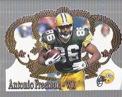 1995 Crown Royale #73 Antonio Freeman RC