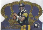 1995 Crown Royale #135 Kordell Stewart RC