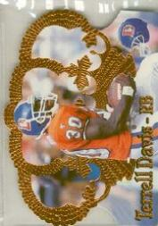 1995 Crown Royale Copper #136 Terrell Davis