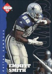 1995 Excalibur Dragon Slayers #13 Emmitt Smith