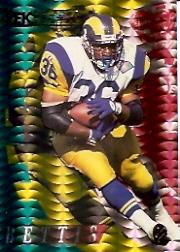 1995 Excalibur TekTech #2 Jerome Bettis