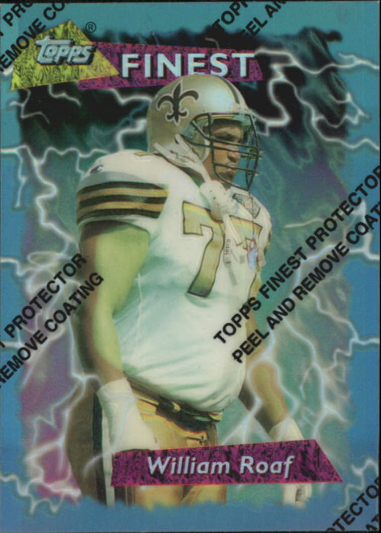 1995 Finest #48 Willie Roaf
