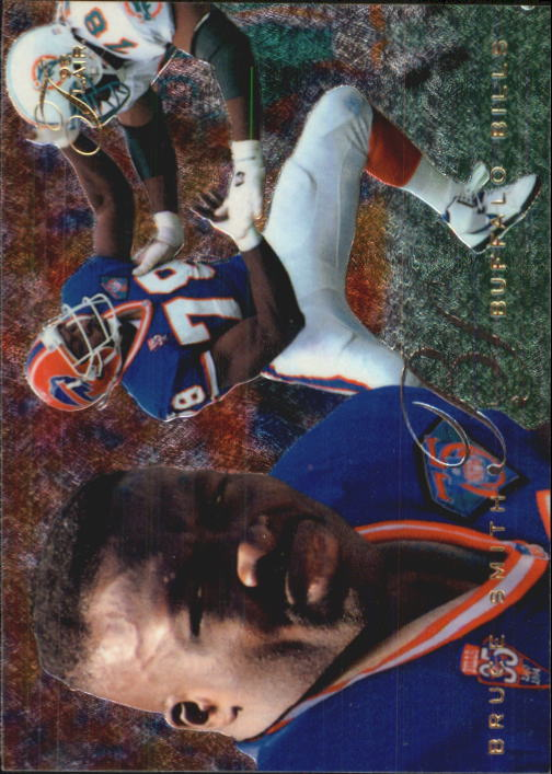 1995 Flair #21 Bruce Smith