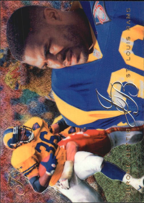 1995 Flair #171 Jerome Bettis