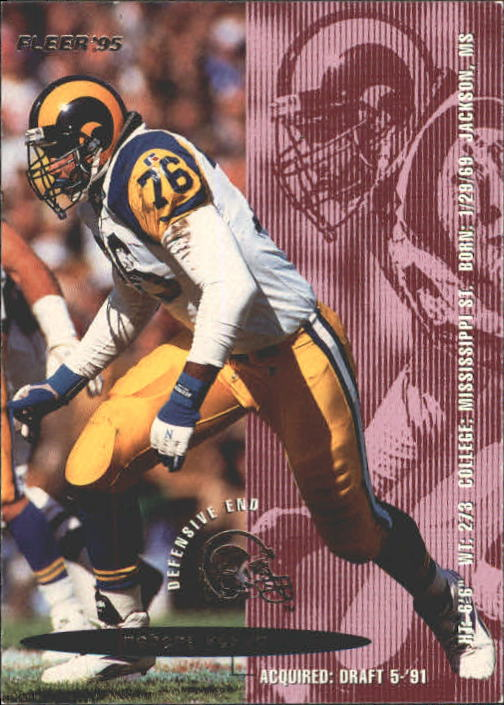 1995 Fleer #212 Robert Young