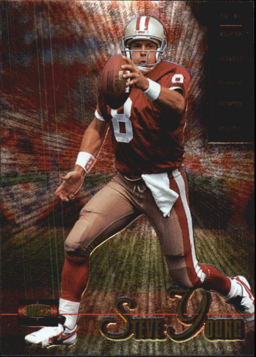 1995 Images Limited #2 Steve Young