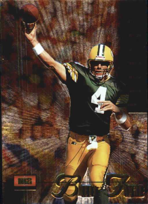 1995 Images Limited #7 Brett Favre