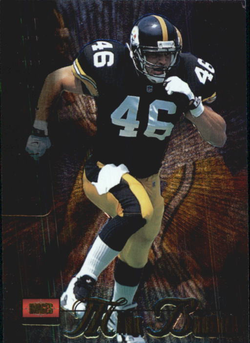 1995 Images Limited #102 Mark Bruener RC