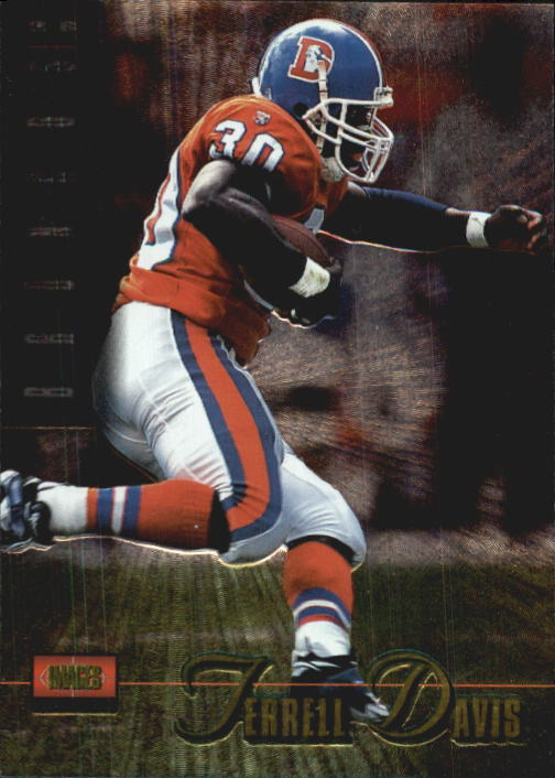 1995 Images Limited #113 Terrell Davis RC