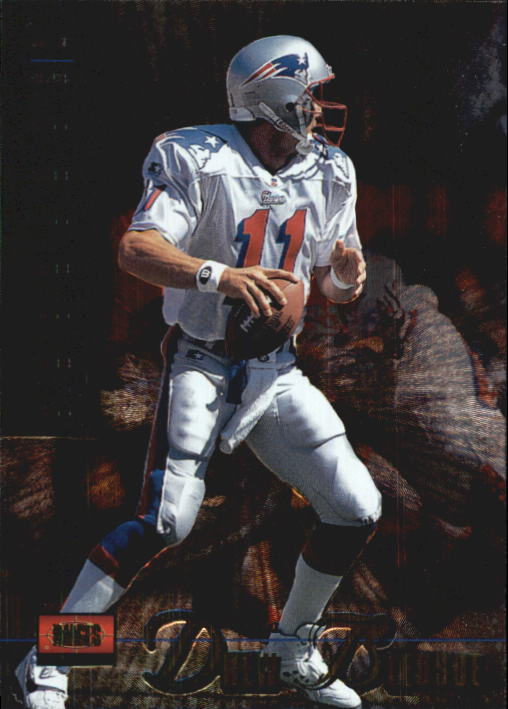 1995 Images Limited #124 Drew Bledsoe CL