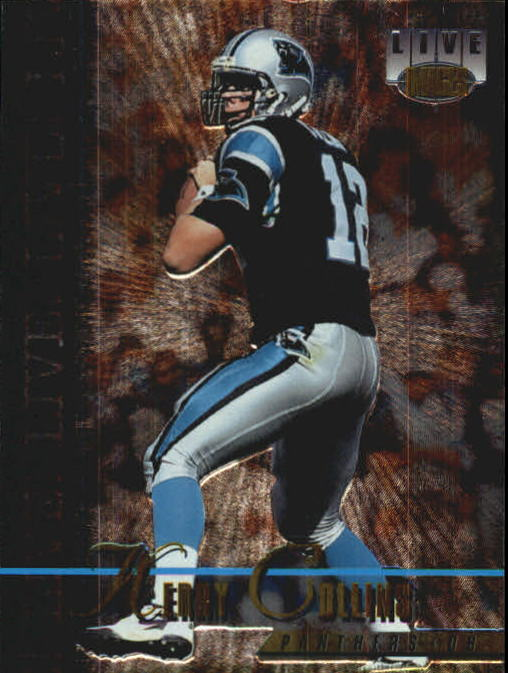 1995 Images Live #86 Kerry Collins