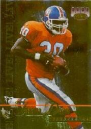1995 Images Live #113 Terrell Davis