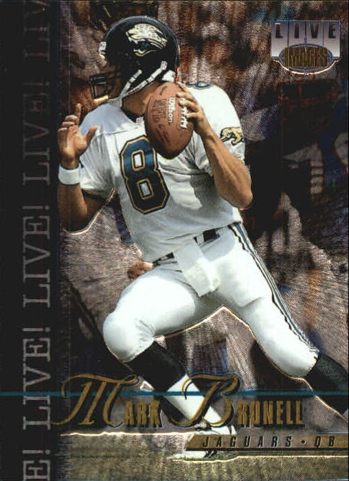 1995 Images Live #119 Mark Brunell