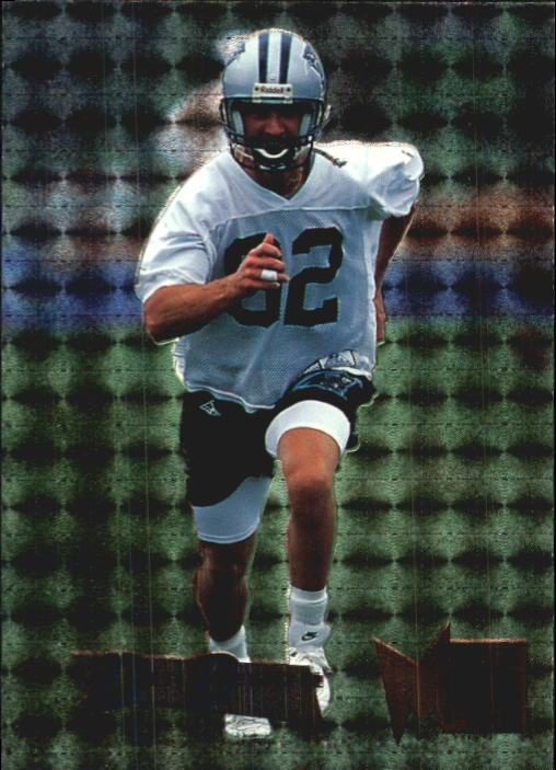 1995 Metal #20 Don Beebe