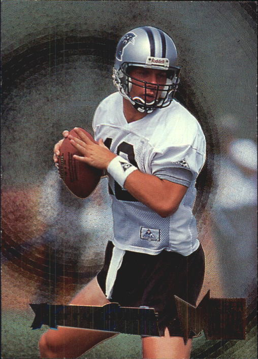 1995 Metal #21 Kerry Collins RC
