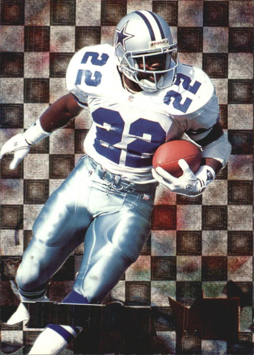 1995 Metal #53 Emmitt Smith