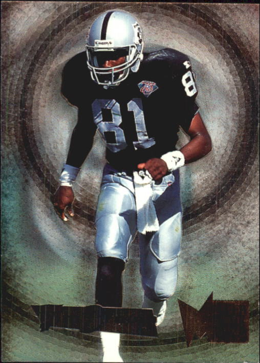 1995 Metal #138 Tim Brown
