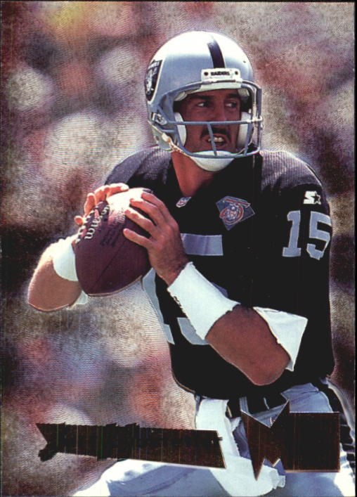 1995 Metal #139 Jeff Hostetler