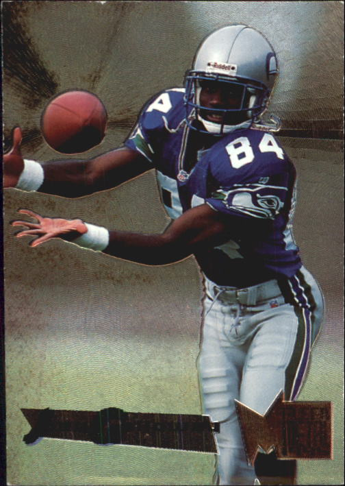 1995 Metal #181 Joey Galloway RC
