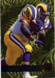 1995 Metal Gold Blasters #2 Jerome Bettis