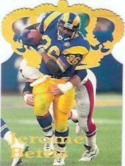 1995 Pacific Gold Crown Die Cuts #DC19 Jerome Bettis