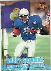 1995 Pacific Hometown Heroes #HH3 Barry Sanders