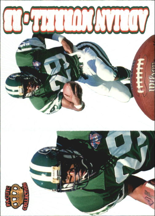 1995 Pacific Prisms #175 Adrian Murrell