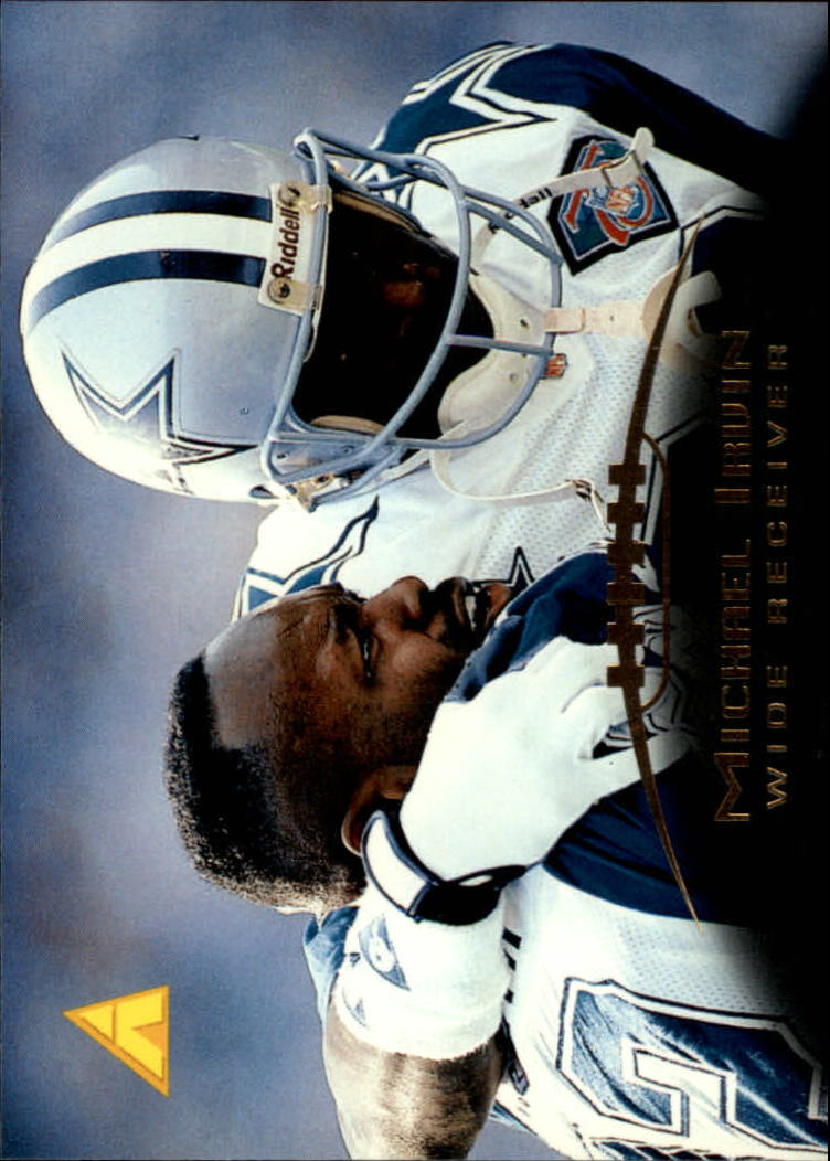 1995 Pinnacle #14 Michael Irvin