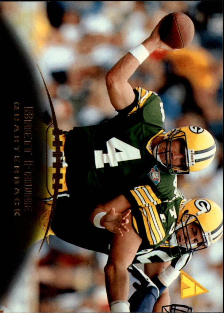 1995 Pinnacle #26 Brett Favre