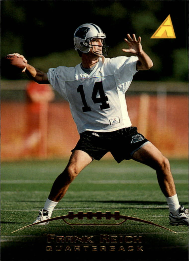 1995 Pinnacle #117 Frank Reich