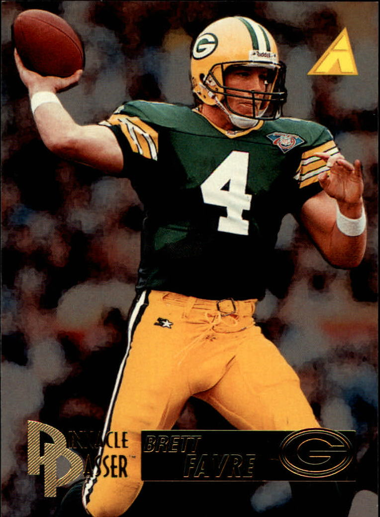 1995 Pinnacle #199 Brett Favre PP