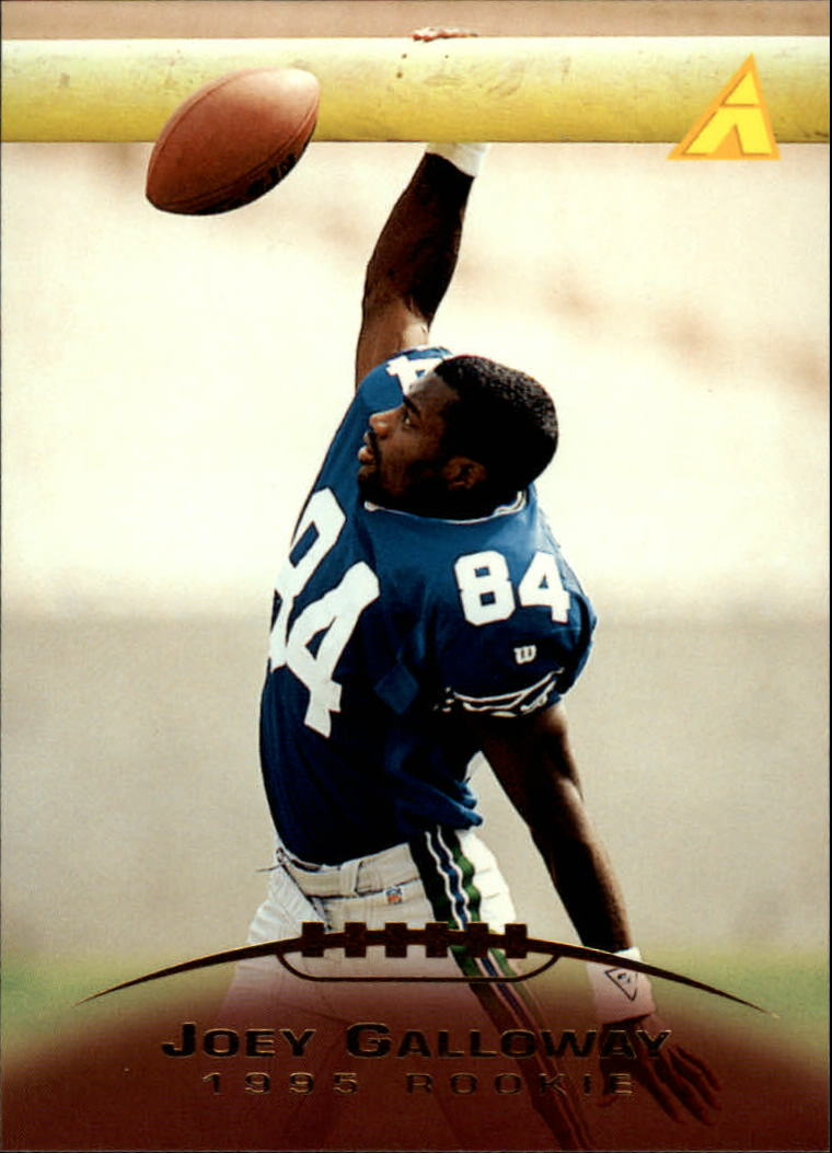 1995 Pinnacle #213 Joey Galloway RC