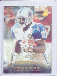 1995 Pinnacle Trophy Collection #73 Emmitt Smith
