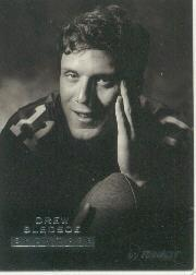 1995 Pinnacle Showcase #1 Drew Bledsoe