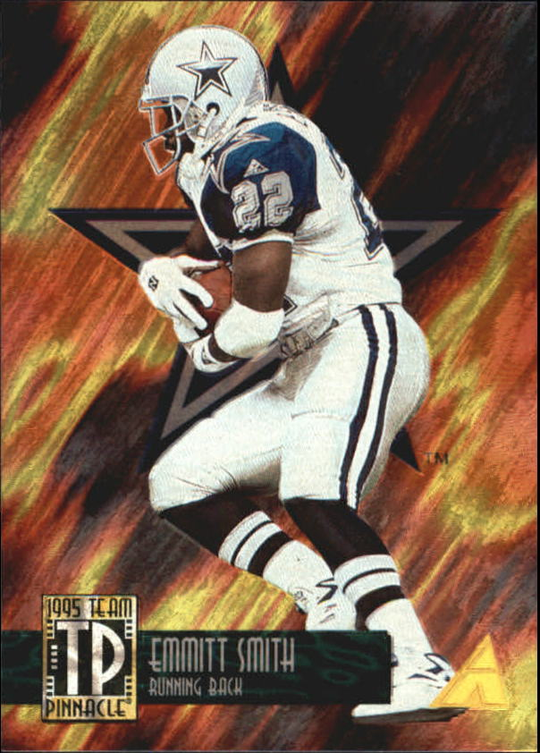 1995 Pinnacle Team Pinnacle #2 E.Smith/M.Faulk