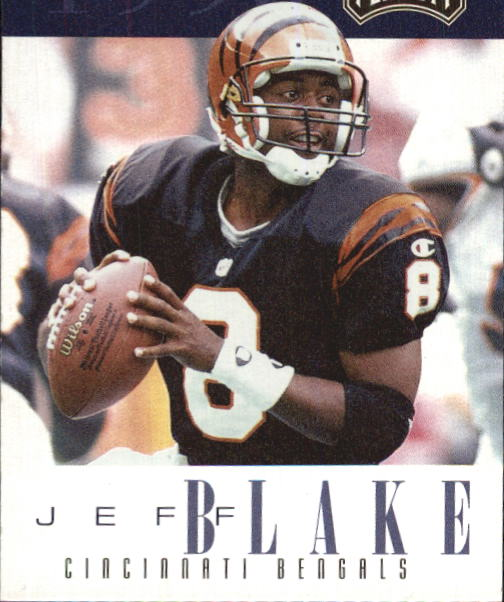 1995 Playoff Contenders #2 Jeff Blake RC