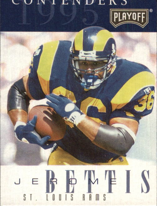 1995 Playoff Contenders #36 Jerome Bettis