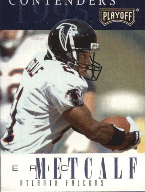 1995 Playoff Contenders #44 Eric Metcalf