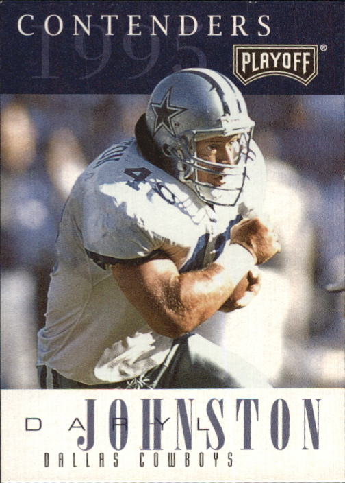 1995 Playoff Contenders #48 Daryl Johnston