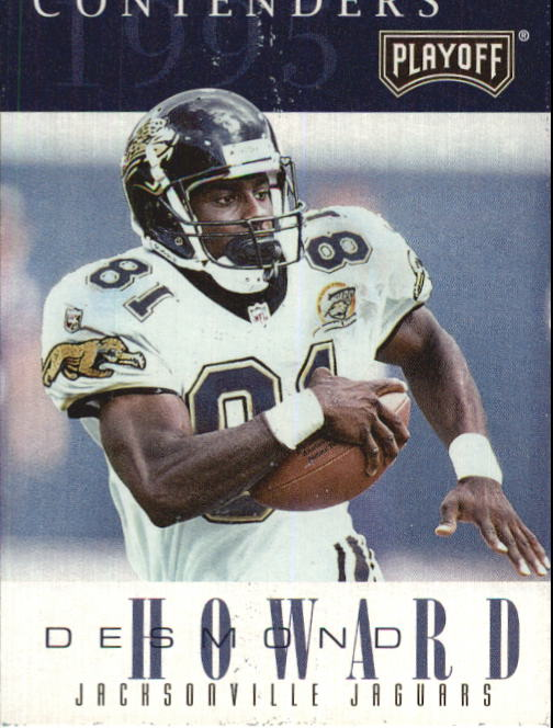 1995 Playoff Contenders #69 Desmond Howard