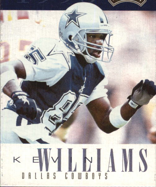 1995 Playoff Contenders #85 Kevin Williams