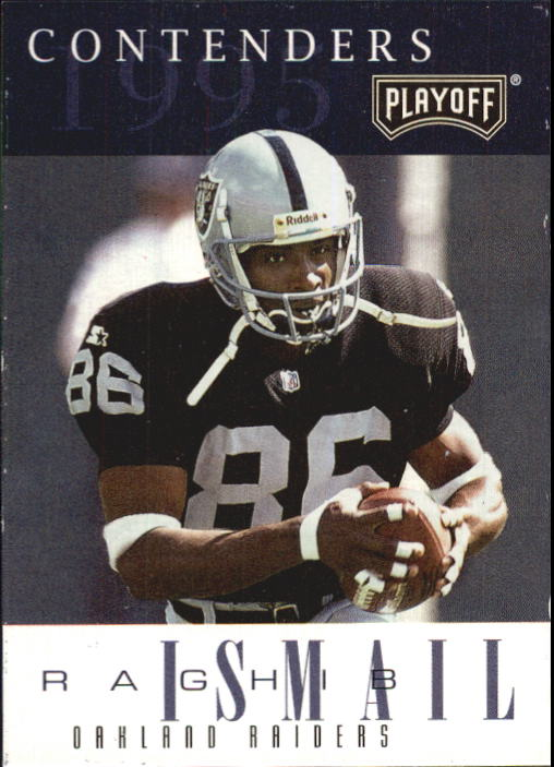 1995 Playoff Contenders #86 Rocket Ismail