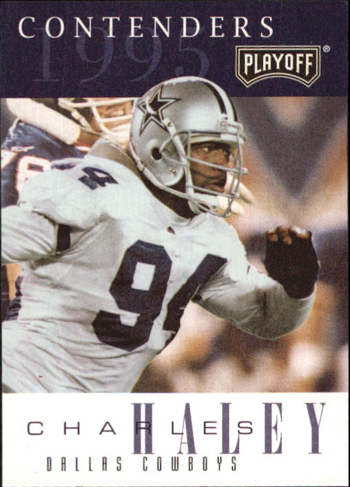 1995 Playoff Contenders #94 Charles Haley