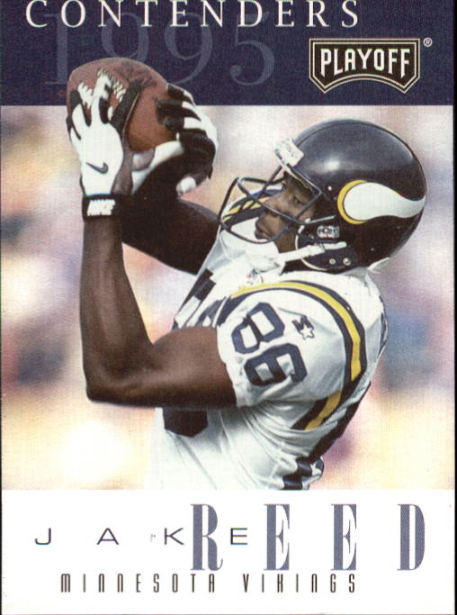 1995 Playoff Contenders #95 Jake Reed