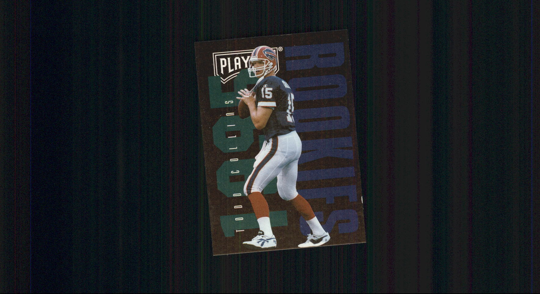 1995 Playoff Contenders #123 Todd Collins RC
