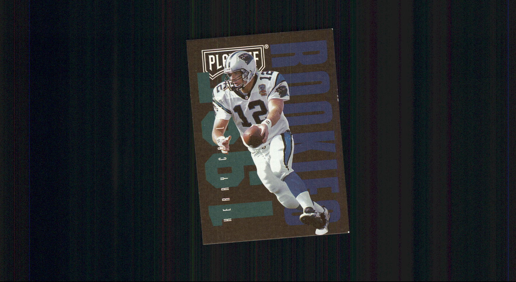 1995 Playoff Contenders #124 Kerry Collins RC