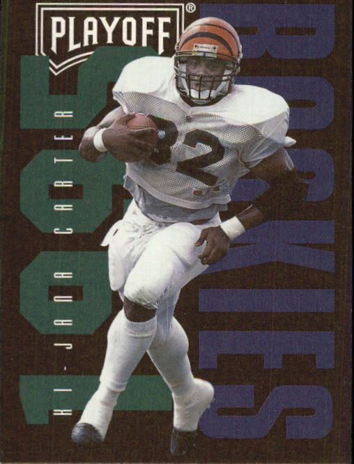 1995 Playoff Contenders #130 Ki-Jana Carter RC