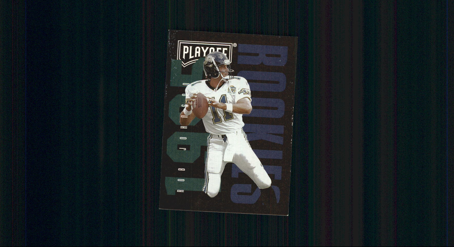 1995 Playoff Contenders #133 Rob Johnson RC