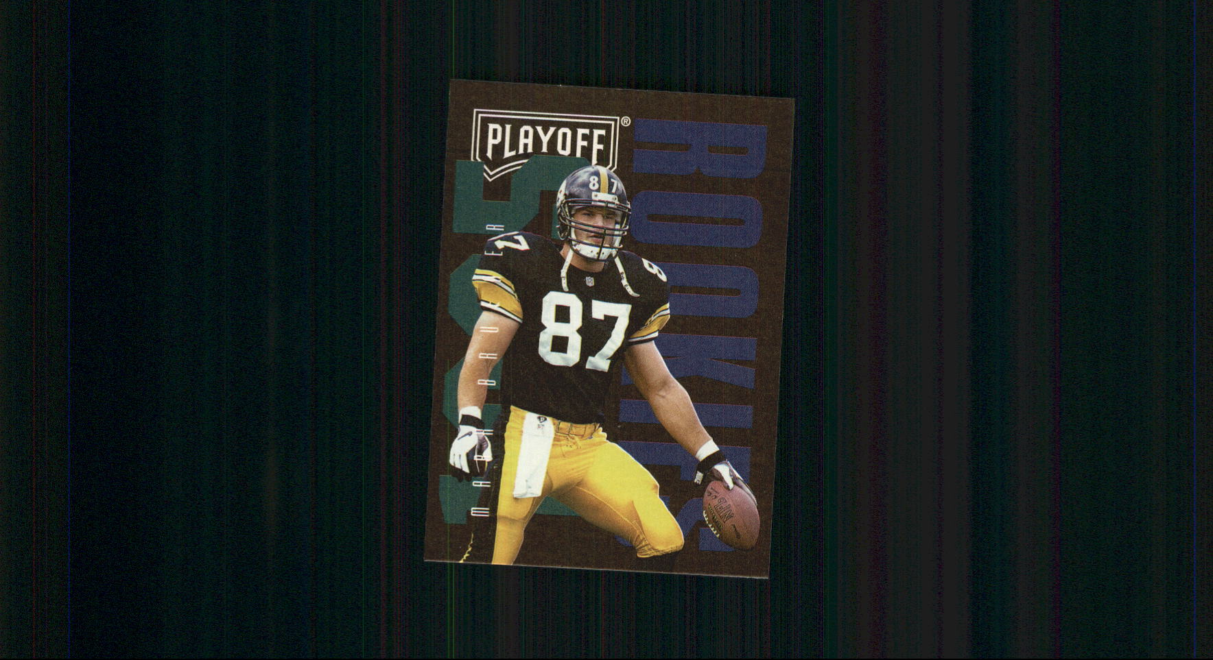 1995 Playoff Contenders #144 Mark Bruener RC