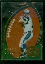 1995 Playoff Contenders Rookie Kickoff #RKO7 Kerry Collins